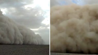 Tibet Has Clouds Sitting on Land And You Should See the Video to Believe It!