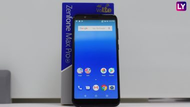 Asus Zenfone Max Pro M1 Gets Price Cut of Up to Rs 1,500; India Prices Now Start From Rs 7,999