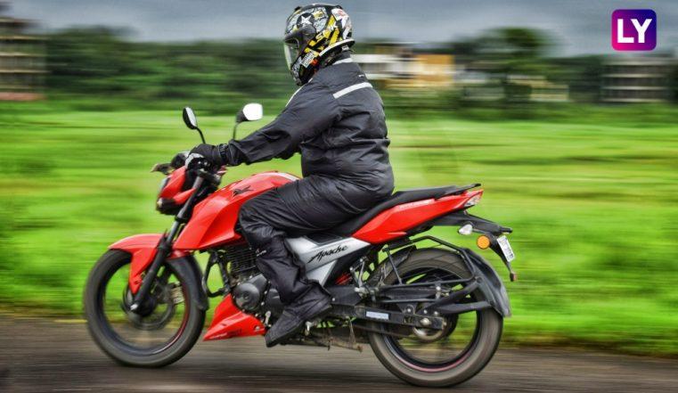 Steelbird Ignyte Rain Gear Review: An Affordable Rainwear