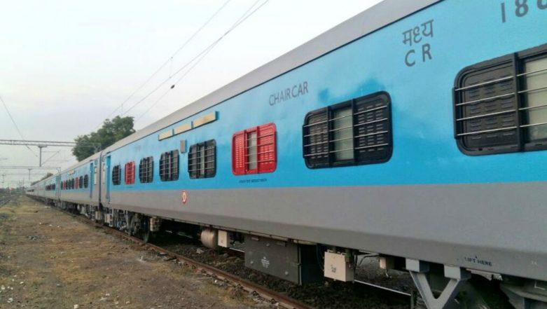 Mumbai-Nashik Panchavati Express Vandalised by Miscreants, Taps and Mirrors Stolen, Curtains Torn, Seats Damaged