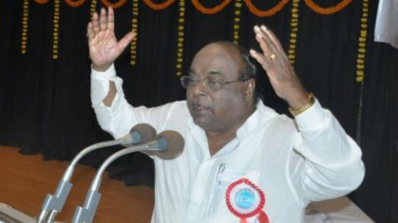 Damodar Rout Expelled From BJD For 'Alleging Corruption in Odisha Government'