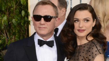 James Bond Actor Daniel Craig and Rachel Weisz Blessed With a Baby Girl