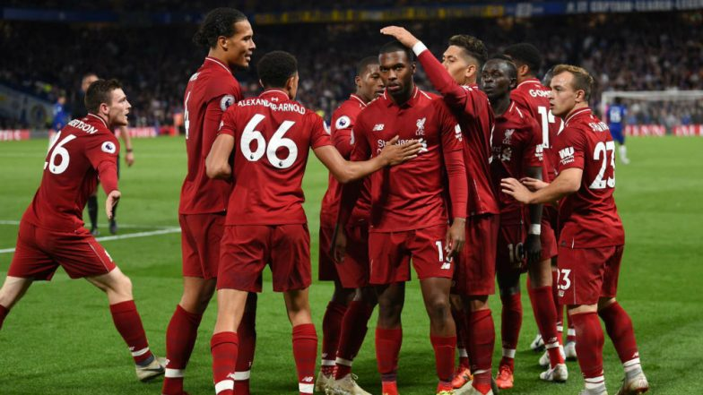 Liverpool vs Everton, English Premier League Live Streaming Online: How to Get EPL 2018–19 Live Telecast on TV & Free Football Score Updates in Indian Time?