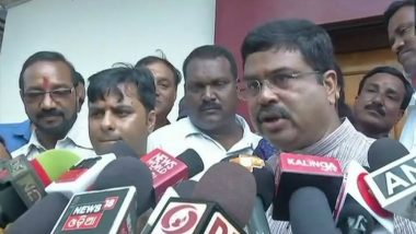 Fuel Price Hike: Dharmendra Pradhan Puts Onus on States to Bring Petrol, Diesel Under GST, Says State Govts More Powerful in GST Council
