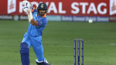 Shikhar Dhawan Scores Century Against Pakistan in India vs Pakistan Super Four Match at Asia Cup 2018