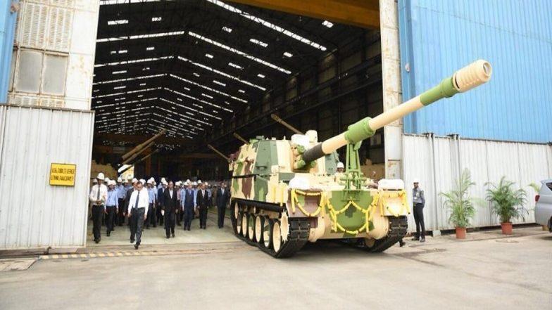 Indian Army Successfully Test Fires K9 Vajra-T At Pokhran Firing Range In Jaisalmer