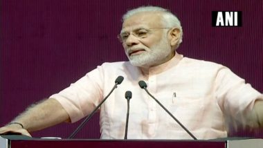 Congress Left Nation's Economy on Landmine, Says PM Modi at Launch of India Post Payments Bank