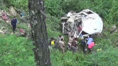 Uttarakhand: Nine Dead After Van Falls Into Gorge in Uttarkashi