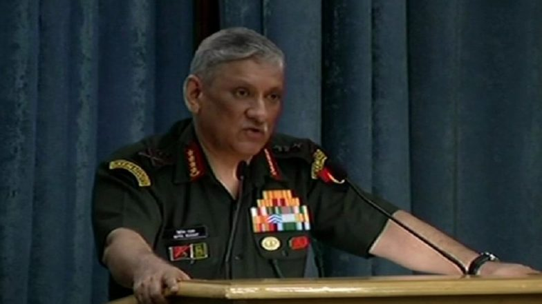 S-400 Deal: India Follows an Independent Policy, Says Army Chief Gen Bipin Rawat