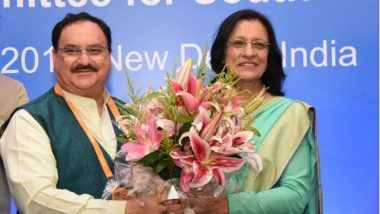 India Retains WHO Regional Director Position, Dr Pooman Khetrapal Singh Re-Nominated for Second Term