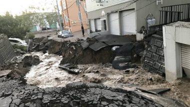 Japan Earthquake: 8 People Die After Quake Of 6.6 Magnitude Rocks Hokkaido Prefecture