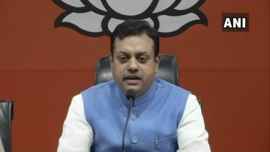 Sambit Patra Discharged From Hospital Days After He Was Admitted With COVID-19 Symptoms