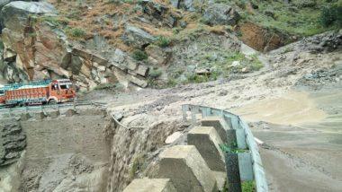 Himachal Pradesh Rains: Indian Air Force Chopper Rescued 19 People in Kullu After Flash Flood