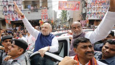 Amit Shah Kicks Off BJP's Election Campaign in Telangana, Says 'Will Make It a State Where Neither Dalits nor the Tribals Will Be Oppressed'