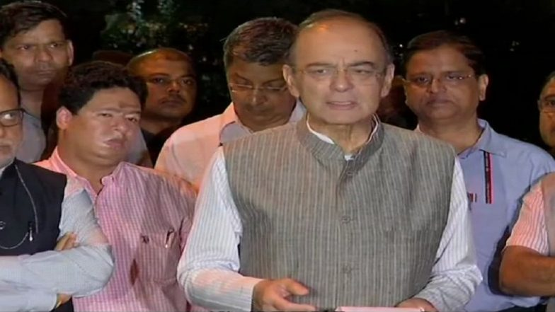 Finance Minister Rules Out Immediate Cut In Fuel Prices! 'Government To Stick To Expenditure, Fiscal Deficit Targets', Says Arun Jaitley