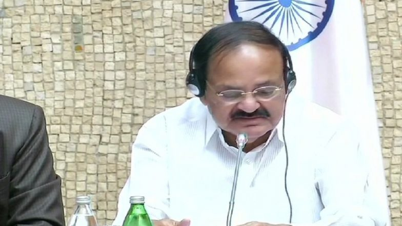 Vice President Naidu Invites Serbian Companies to Benefit from India's Liberalised Policy