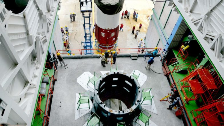 ISRO to Launch PSLV-C42 Carrying Two Foreign Satellites NovaSAR and S1-4 From Sriharikota on Sunday