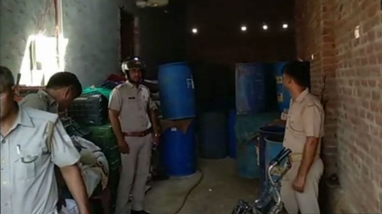 Ghaziabad: Pickle Factory Owner Father-Son Duo Dead After Falling Into a Tank in Daulat Nagar, Bodies Sent for Postmortem