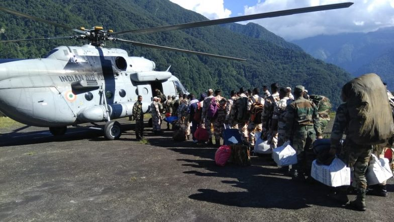 Sikkim Rains: More Than 300 People Rescued From Rain-Hit North Sikkim