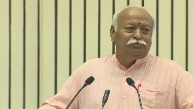 Car in RSS Chief Mohan Bhagwat's Convoy Hits Motorcycle, Kills 6-Year-Old in Rajasthan
