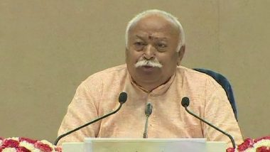 'Lynching In Name Of Cows is Wrong', Says RSS Chief Mohan Bhagwat  At 'Bharat of Future'