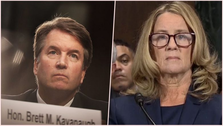 Dr Christine Blasey Ford & Brett Kavanaugh Hearing: America's National Sexual Assault Hotline Saw 147% Increase in Calls During Ford's Testimony