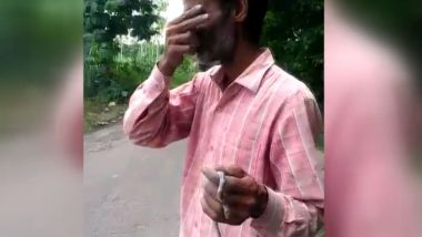 Drunk Man in UP Provoked to Play With Live Snake, Dies After Eating It, Video Goes Viral