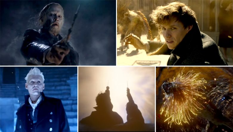 Fantastic Beasts The Crimes of Grindelwald Final Trailer: Filled With Easter Eggs and Spoiler, The New Promo is a Treat for Harry Potter Fans! Watch Video