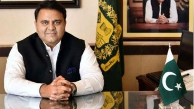 Indian Policies Guided by Extremist Ideologies: Pak Minister Fawad Chaudry on Cancelled FM Meet at UNGA