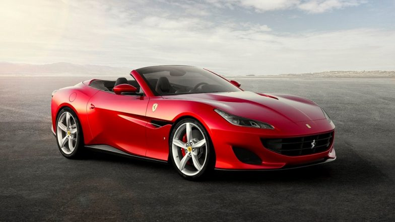 Ferrari's New Portofino Sports Car Launched in India; Priced at Whooping Rs 3.5 Crore