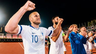How To Watch Finland vs Russia UEFA Euro 2020 Live Streaming Online in India? Get Free Live Telecast Of FIN vs RUS European Championship Match Score Updates on TV