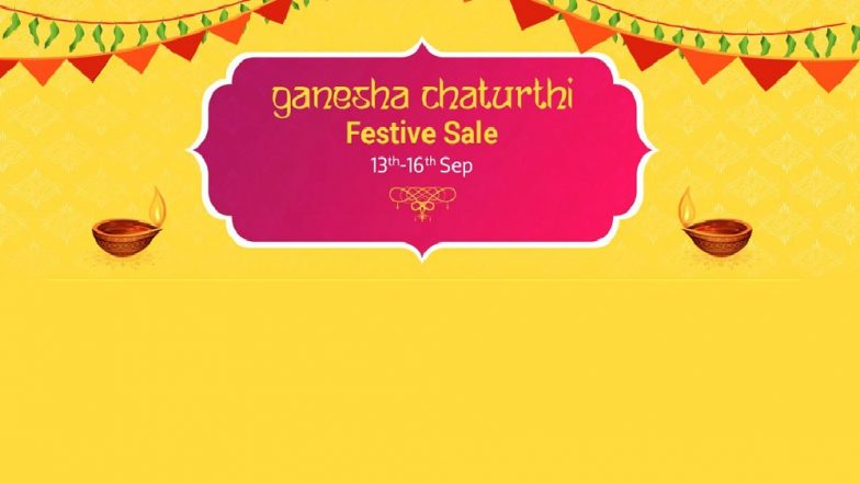 Flipkart Ganesha Chaturthi Festive Sale Offers Tons of Discounts & Zero-Cost EMI; Special Sale Ends on September 16
