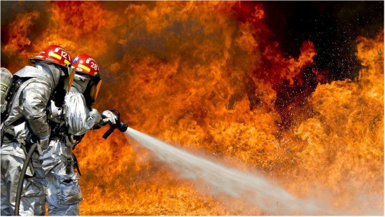 Delhi: Fire Breaks Out at Plastic Factory in Bawana