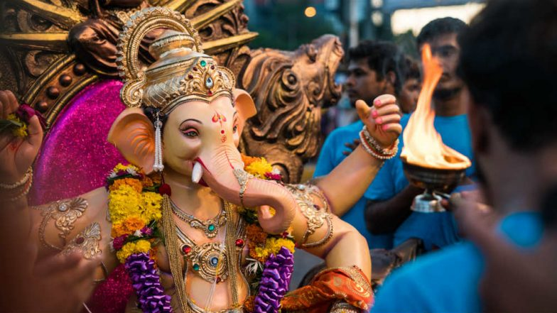 Lord Ganesha's 108 Names! From Vinayaka to Vighnaharta, Chant These Names During Ganesh Chaturthi 2018
