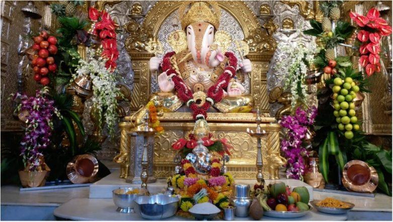 Ganesh Chaturthi 2018 Sthapana Muhurat Auspicious Time Puja Vidhi For Vinayaka Chaturthi Latestly