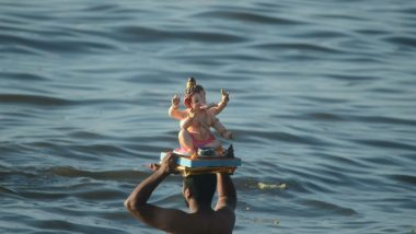 Ganesh Anant Chaturdashi 2019: At Least 12 Die in Drowning Incidents Across Maharashtra Ending Festival on Tragic Note