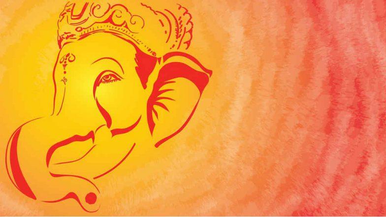 Ganapti Idol in Mumbai's Suburb Dombivli Turns Black Due to Pollution