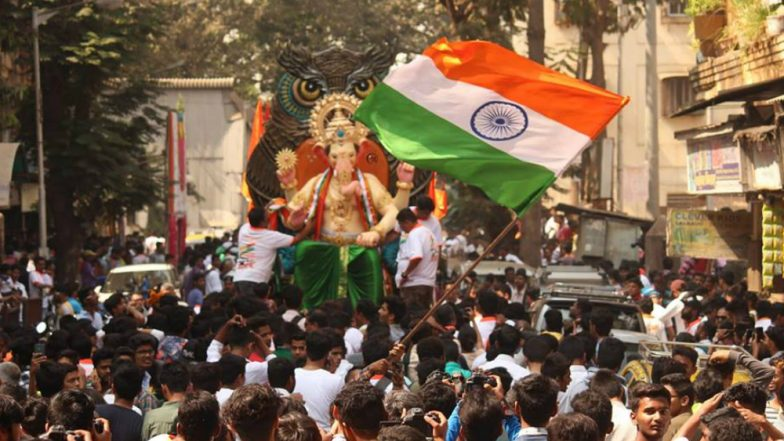 Ganeshotsav 2018 Pandals: Follow These Simple Tips to Stay Safe in Crowded Places During Pandal Hopping