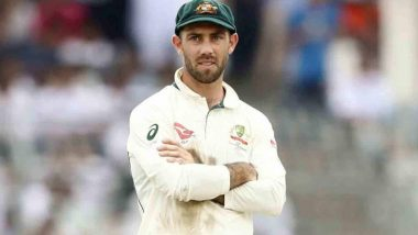 Ricky Ponting Confused With Glenn Maxwell's Omission From Australian Squad Announced  For Test Series Against Pakistan