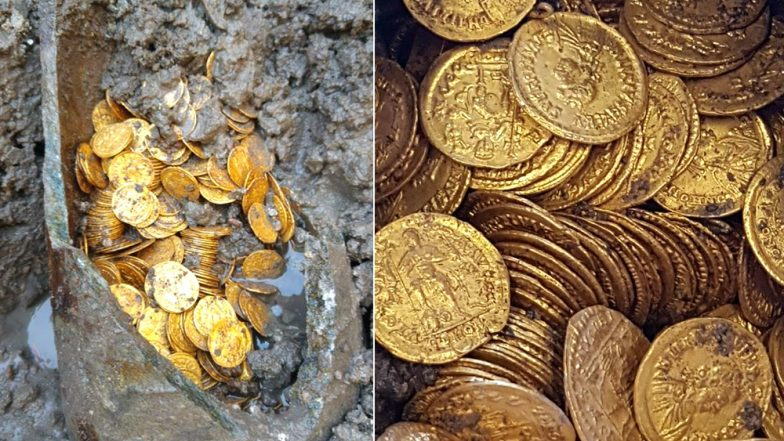 Gold Coins Worth 'Millions of Euros' Uncovered From Beneath an Italian Theatre
