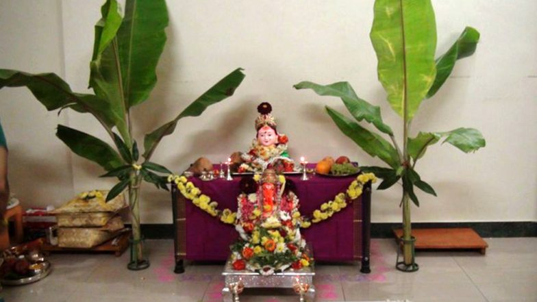 Gowri Habba 2018: Date, Puja Muhurat, Significance, Wishes and Greetings for Goddess Gowri Vrat