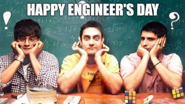 Engineer's Day 2018 Funny Memes and Jokes: WhatsApp Greeting Messages and Facebook One-Liners to Wish Your Favourite Engineer Friends!