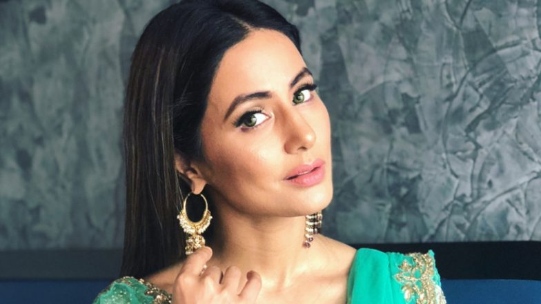Bigg Boss 12: Confirmed! Hina Khan to Make an Appearance on the Bigg Night, Will She Also Re-Unite With Shilpa Shinde? Find Out!