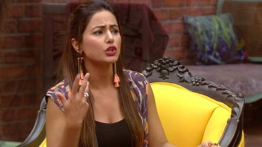 5 Controversial Statements of Hina Khan Inside Bigg Boss House Made Us Go WTF!