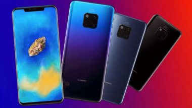 New Huawei Mate 20 Pro & Mate 20 Leak Reveals Kirin 980 SoC, Triple Camera; Here's What You Can Expect From October 16 Launch Event