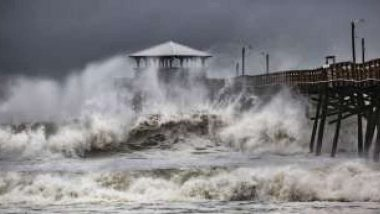 Hurricane Isaias Makes Landfall in US State of North Carolina
