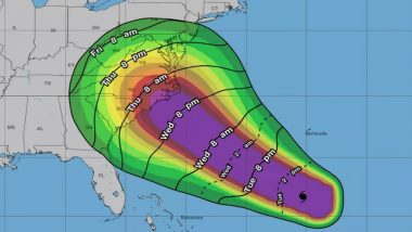 Hurricane Florence: More Than a Million People have Been Ordered to Evacuate Ahead of Storm