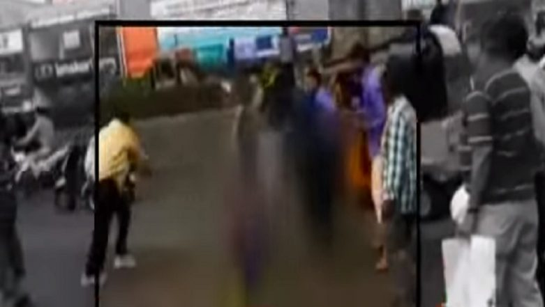 Hyderabad: Murder-Accused Lynched on Busy Road as Police 'Adopts Inaction', Onlookers Record Video