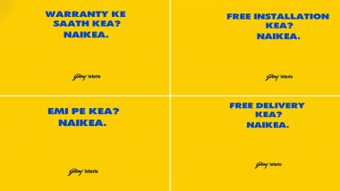 Godrej Interio's Latest Ads Take a Dig at IKEA, Smart Ambush Marketing Strategy to Grab Eyeballs
