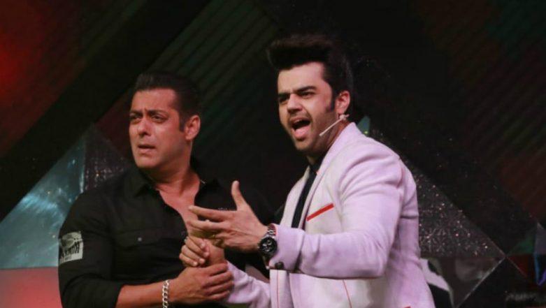 Salman Khan and Maniesh Paul's Mad Jugalbandi Sets The Stage On Fire!
